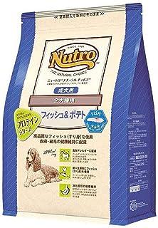 ニュートロジャパン ナチュラルチョイス 全犬種用 成犬用 フィッシュ&ポテト 3kg