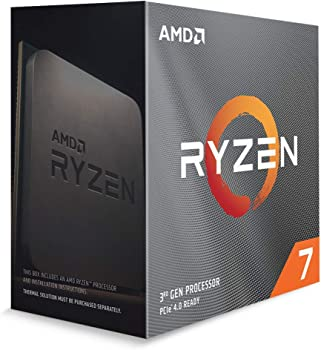 AMD Ryzen 7 3800XT 3.9 GHz 8-Core AM4 Processor + AMD Gift