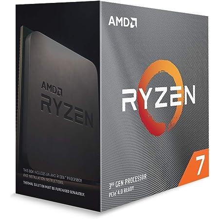 AMD - 100-100000279WOF - Processeur AMD Ryzen 7 3800XT - 8 Core - 36 MB