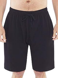 Just Essentials Mens Jersey Long Pyjama Sleep Shorts UK Seller
