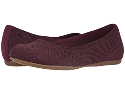 SoftWalk Santorini (Dark Red) Women