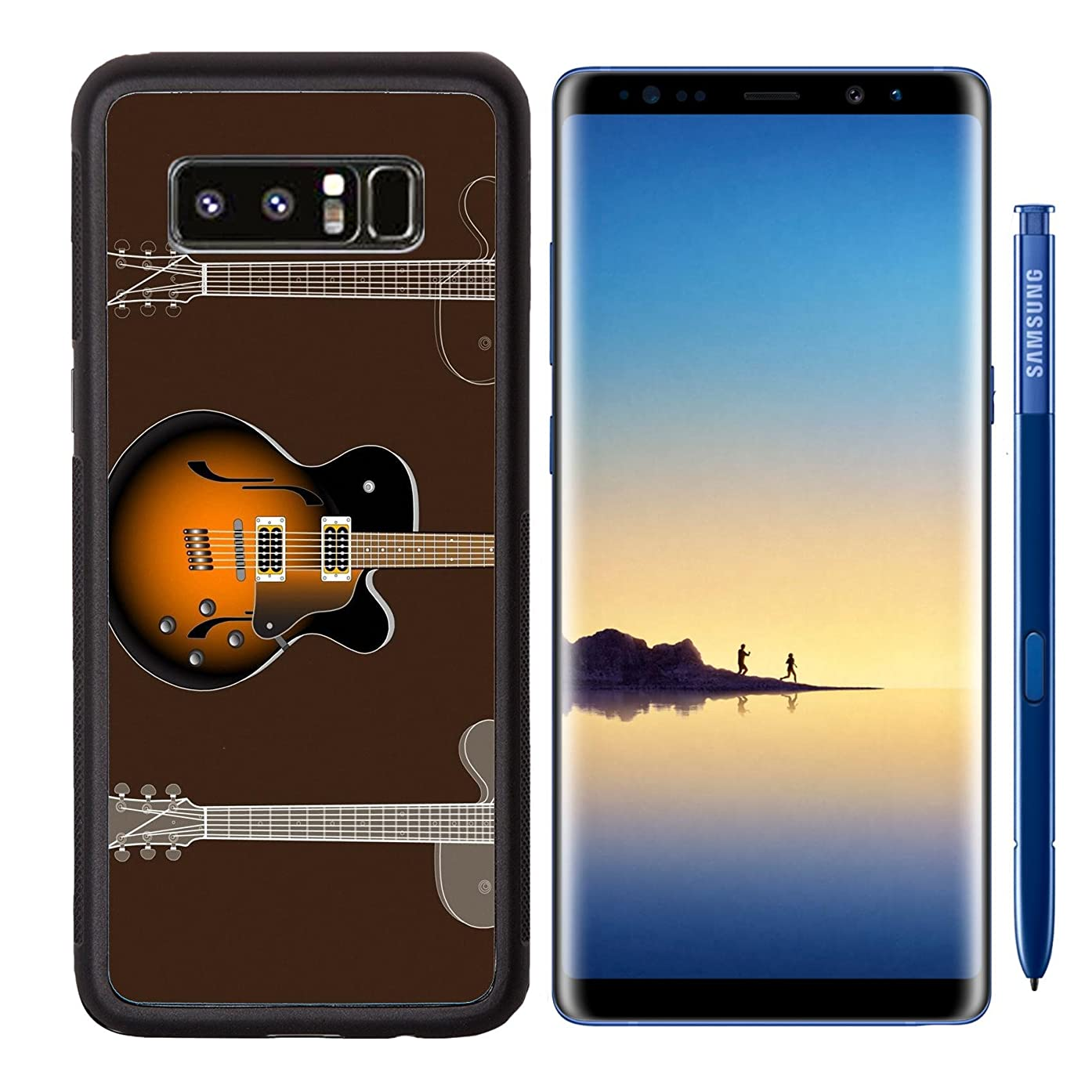 MSD Samsung Galaxy Note 8 Aluminum Backplate Bumper Snap Case IMAGE ID: 5755737 Electric guitar