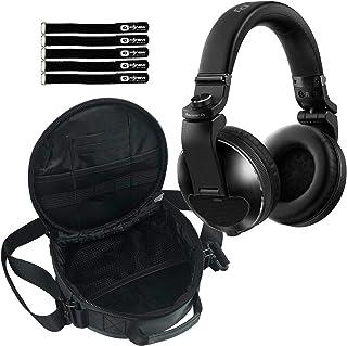 $383 » Pioneer DJ HDJ-X10 Professional Over-Ear DJ Headphones Black w Carrying Case