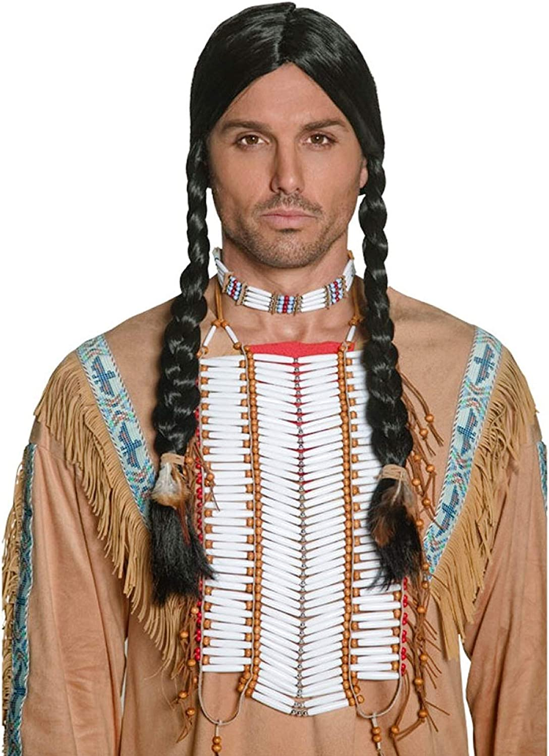 Oklahoma City Mall Western Authentic New product! New type Indian Costume Accessory Breastplate