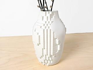 Vaso Pixel - fiori interni nuovi accessori analogici impianto decorazioni a casa pentole pixel