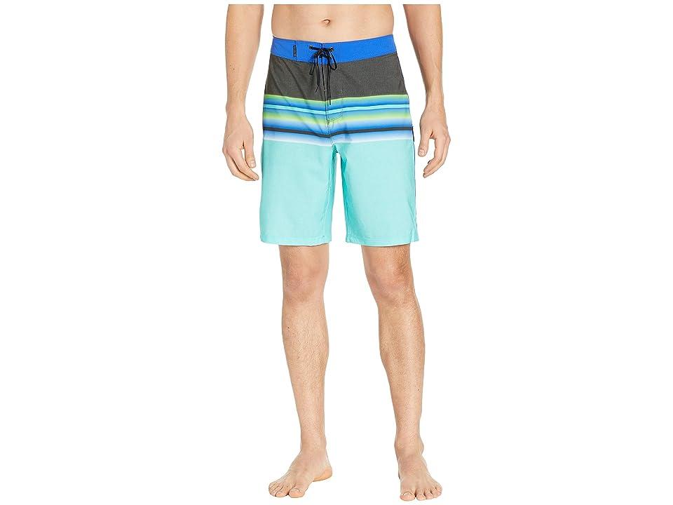 Hurley Phantom Solace 20 Boardshorts (Tropical Twist) Men