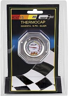 Mr. Gasket Domestic Thermocap 16 Psi-Silver