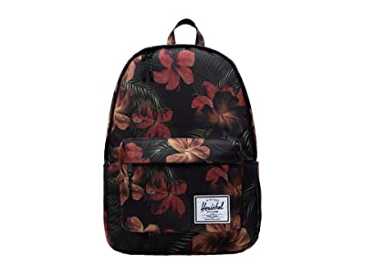 Herschel Supply Co. Classic X-Large (Tropical Hibiscus) Backpack Bags