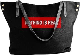 Nothing Is Real Women Shoulder Bag,shoulder Bag For Women