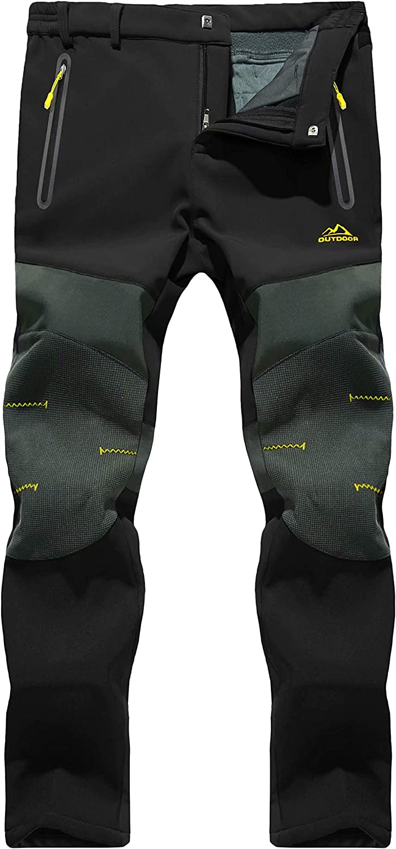MAGCOMSEN Men's Hiking Pants Work Resistant Ranking Max 58% OFF TOP5 Zipper P Water