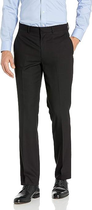 Billy London Mens 12BL2291 Flat Front Slim Fit Suit Separate Pant Suit Pants Separate