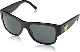 Versace sunglasses VE4275 GB1/87 Acetate Black - Gold Black