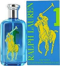 Ralph Lauren The Big Pony Collection # 1 Eau de Toilette Spray for Women, 3.4 Ounce