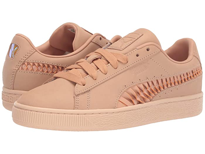 PUMA Basket Crafted