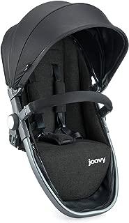 Joovy Qool Second Seat, Black Melange