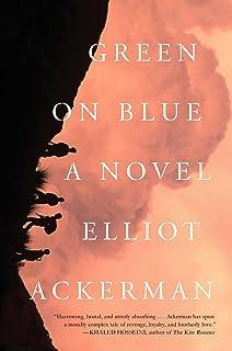 Green on Blue: A Novel