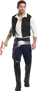 ハン・ソロ 衣装、コスチューム 大人男性用 スターウォーズ デラックス■サイズ:STD