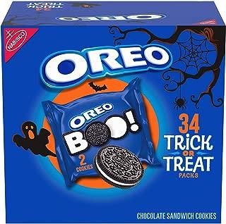 Oreo Halloween Sandwich Cookies - 34ct