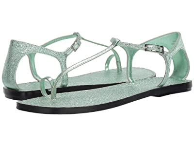 Sigerson Morrison Nelson (Light Green Leather) Women