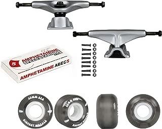 Tensor Skateboard Trucks Mag Slider Silver 5.0