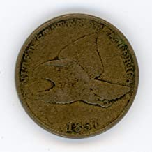 1857 Flying Eagle Cent VF-20