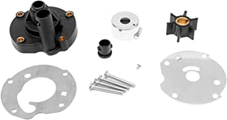 GLM Water Pump Impeller Kit with Housing for Johnson Evinrude Outboard 4 6 8 Hp Replaces 396644 Read Product Description for Exact Application//Fitment 4.5 5