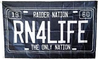 FanaticFan4Life RN4LIFE Flag License to Rep 3x5 Flag