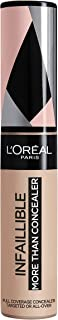 LOreal Paris Infalible More Than Concealer Corrector Cobertura Completa Tono 324 Oatmeal/Avoine - 11 ml
