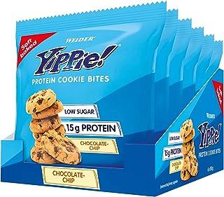 Weider Yippie Cookies. Galletas con Proteína y Chocolate