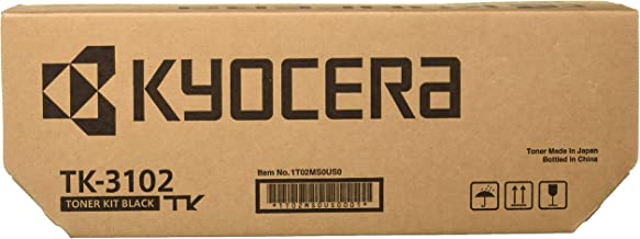 Kyocera TK-3102 1T02MS0US0 FS-2100 M3540 Toner Cartridge (Black) in Retail Packaging