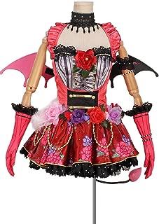 Love Live! Maki Nishikino Rare Cosplay Costume Little Devil Ver