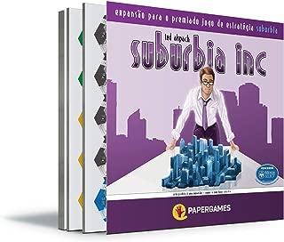 Bezier Games Suburbia Inc. RPG
