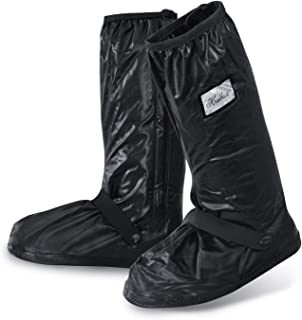 [sperro] シューズカバー 防水 靴カバー 携帯可 雨 雪 泥除け 梅雨対策 レインカバー 滑り止め 軽量 男女兼用