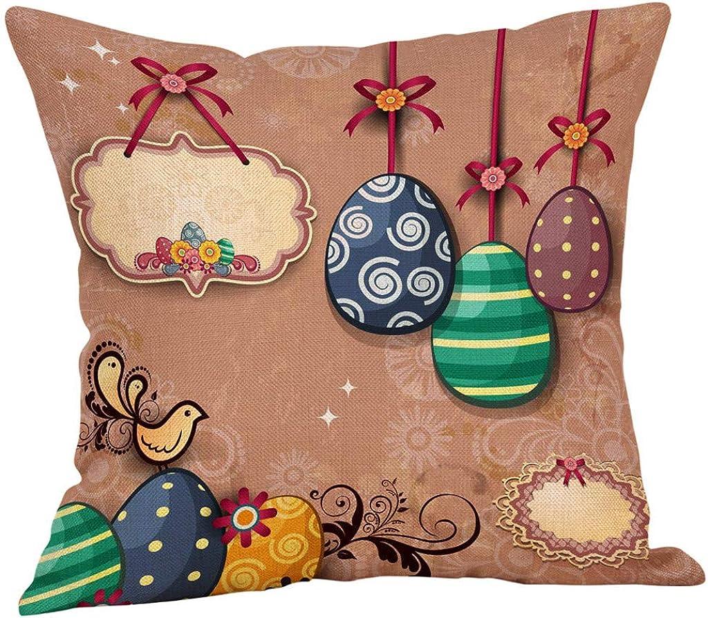 Yivise Felices Pascuas Almohada Para Decorativas Semana Santa ...