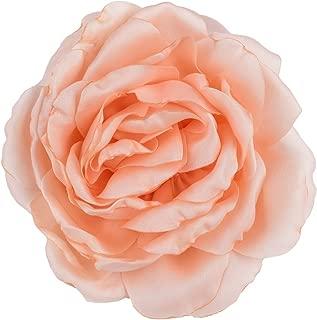 Best peach hair flower Reviews