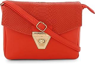 Jana Horizontal Flap Lock Sling Bag