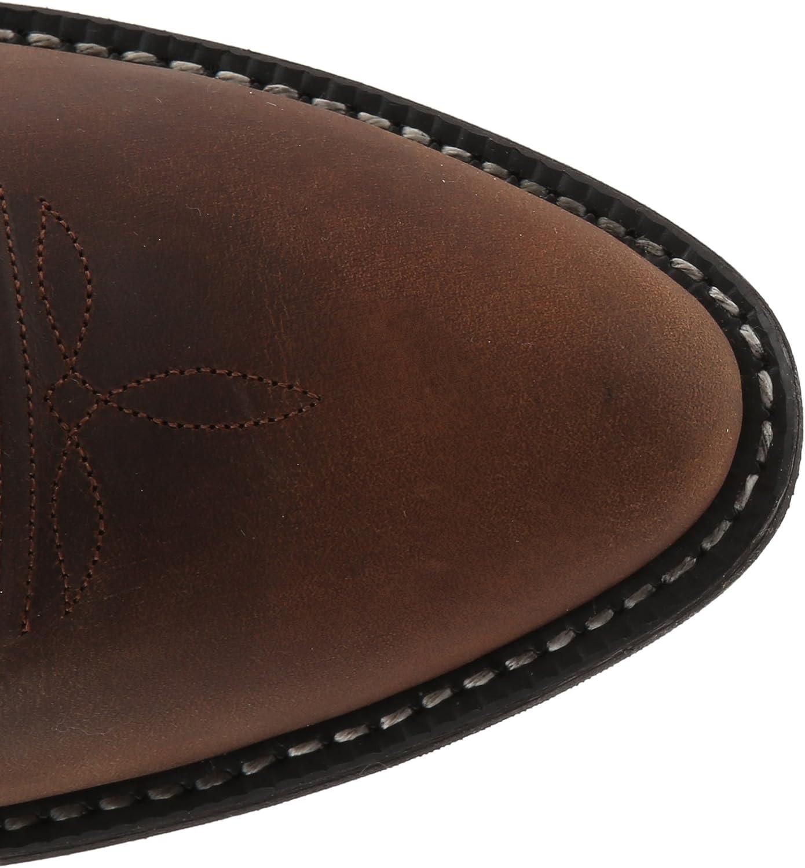 Ariat Mens Heritage R Toe Western Cowboy Boot