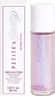Petite 'n Pretty Gen Glitter for Kids, Children, Tweens and Teens. Weightless Hair and Body Glitter. (BLVD Bling)