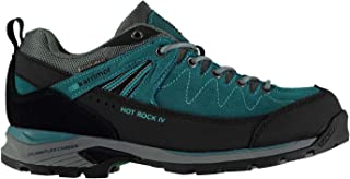 Womens Hot Rock Low Walking Shoes Lace up Padded