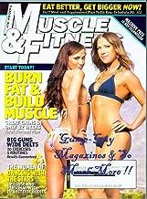 MUSCLE & FITNESS MAGAZINE (June 2008) COVER PHOTO: DANCING w/THE STARS' EDYTA SLIWINSKA & KARINA SMIRNOFF + BURN FAT & BUILD MUSCLE