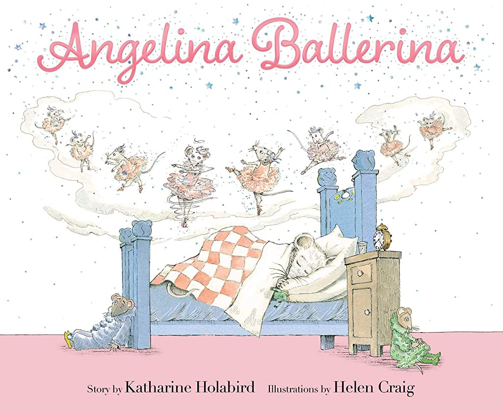 スクラップ個人的な隔離するAngelina Ballerina (English Edition)