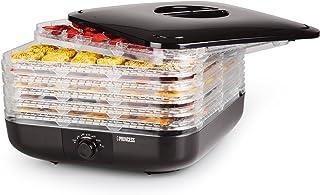 comprar comparacion Princess 112380 Deshidratador de alimentos, seis niveles, temperatura ajustable