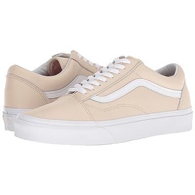 Vans Old Skooltm ((Leather) Sand Dollar) Skate Shoes