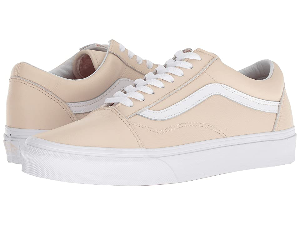 Vans Old Skooltm ((Leather) Sand Dollar) Skate Shoes