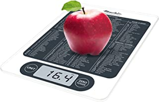 Mackie C19 Digital Kitchen Scale Food Scale Digital Weight Grams and Oz Multifunction Calorie Counter Food Weight Scale
