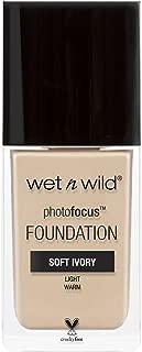 Wet n Wild Wet n Wild Photo Focus Foundation - Soft Ivory