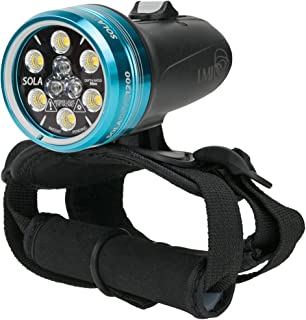 trident dive lights