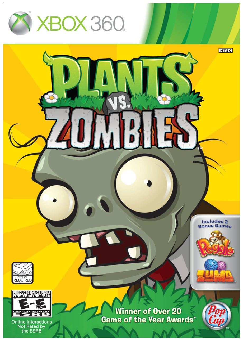 Plants Vs. Zombies Bargain Outlet ☆ Free Shipping