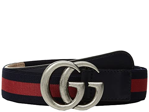 5cd37b5fc32 Gucci Kids Belt 432707HAENN (Little Kids Big Kids) at Luxury.Zappos.com