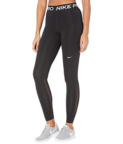 Nike Pro Tights (Black/White) Women
